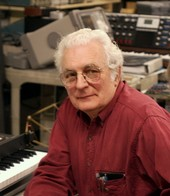 Bob Moog, gone Aug 21st, 2005