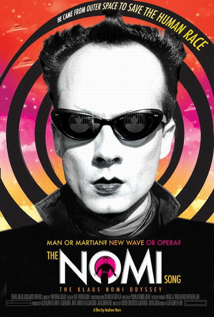 The Klaus Nomi song